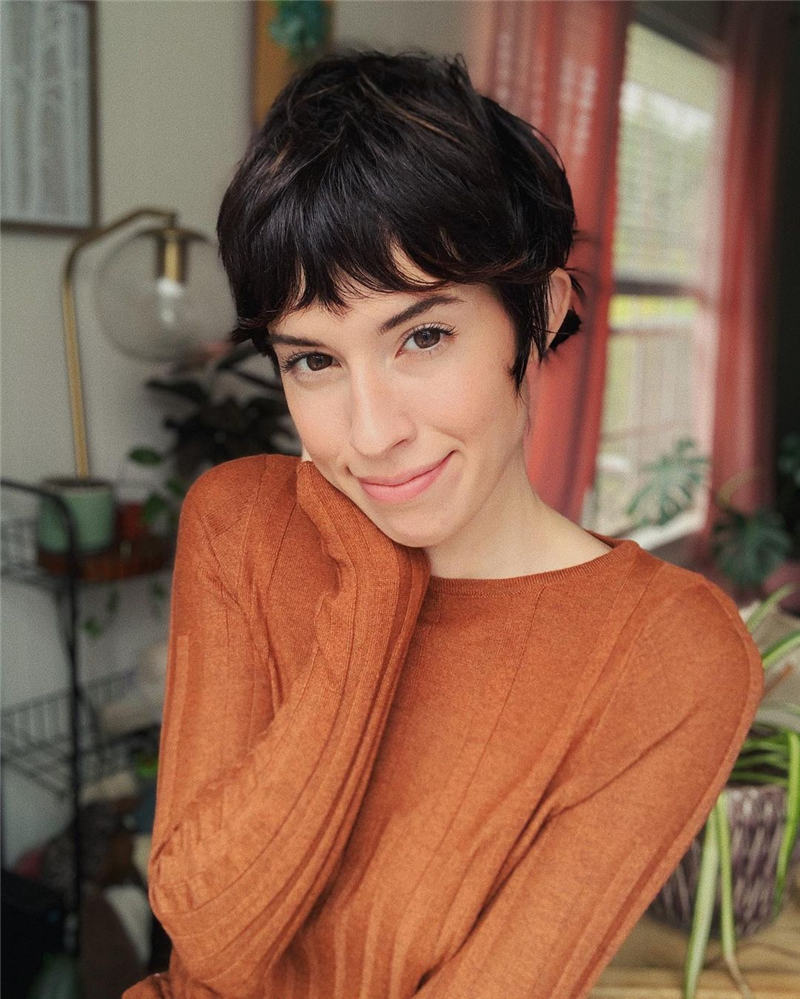 Fashionable Short Shag Haircuts That You Simply Cant Miss 04