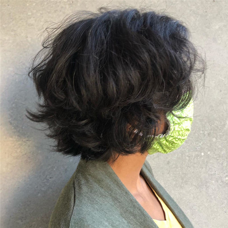 Fashionable Short Shag Haircuts That You Simply Cant Miss 10