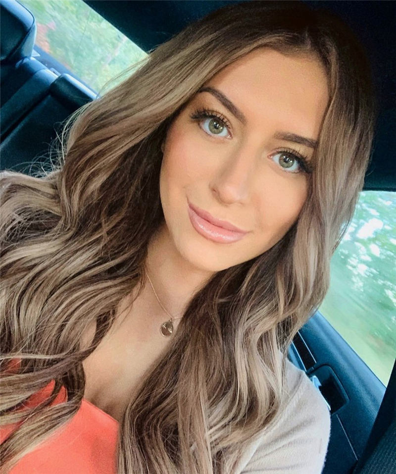 Ideas for Light Brown Hair You Need to See 03