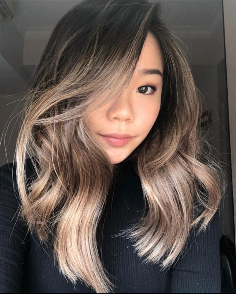 Ideas for Light Brown Hair You Need to See 04