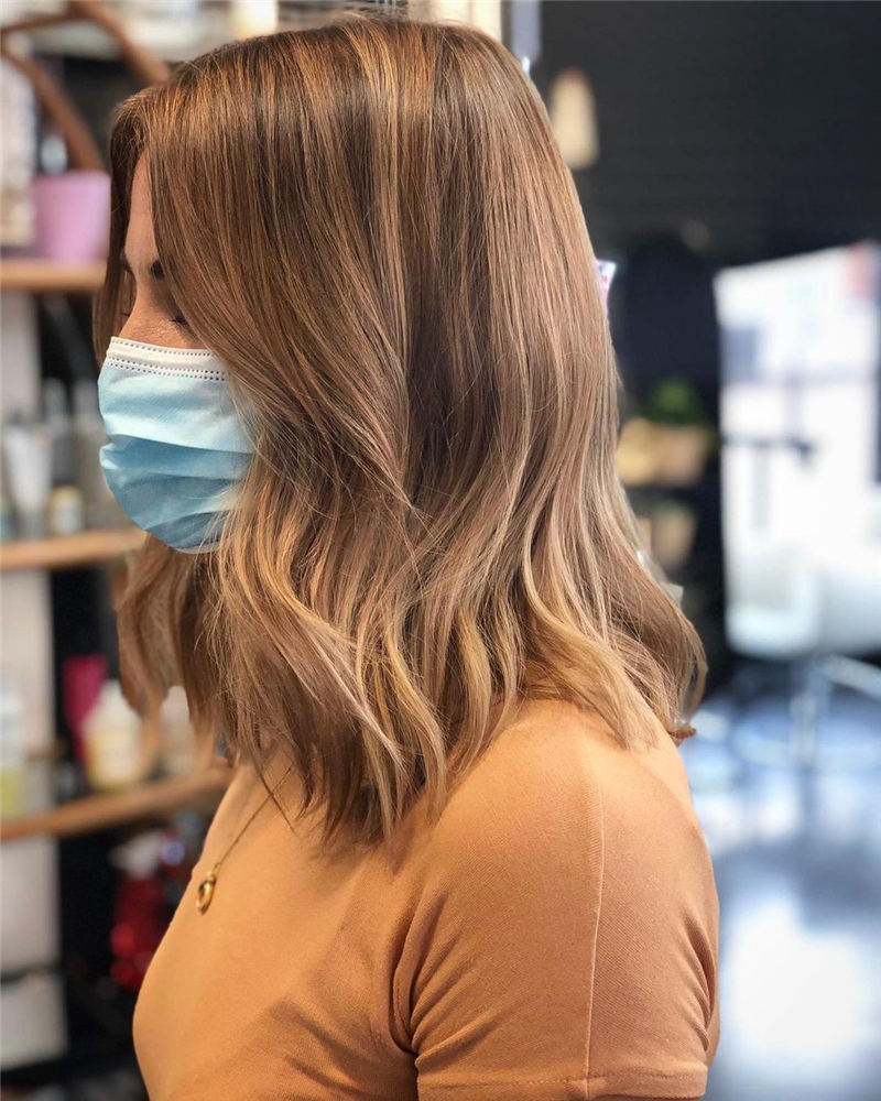 Ideas for Light Brown Hair You Need to See 05