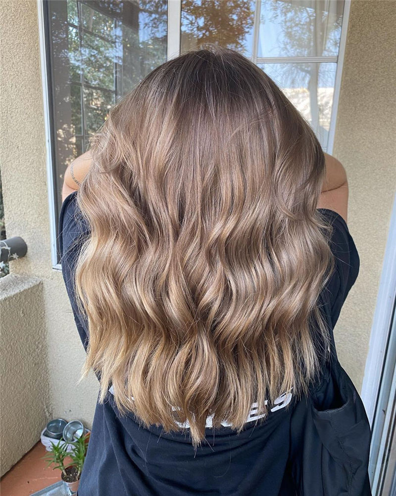 Ideas for Light Brown Hair You Need to See 06
