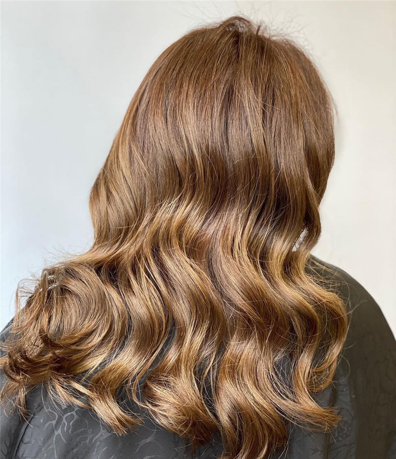 Ideas for Light Brown Hair You Need to See 11