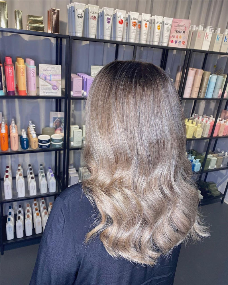 Ideas for Light Brown Hair You Need to See 14