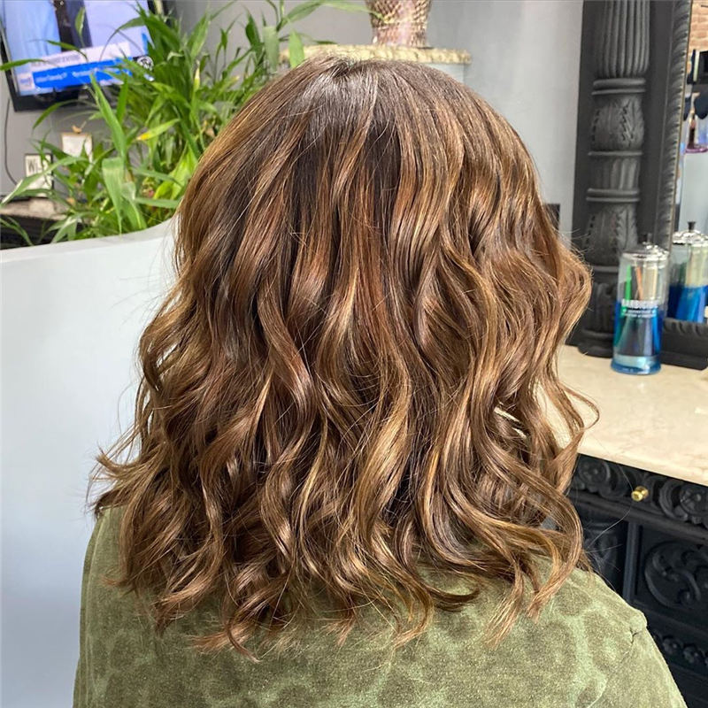 Ideas for Light Brown Hair You Need to See 16