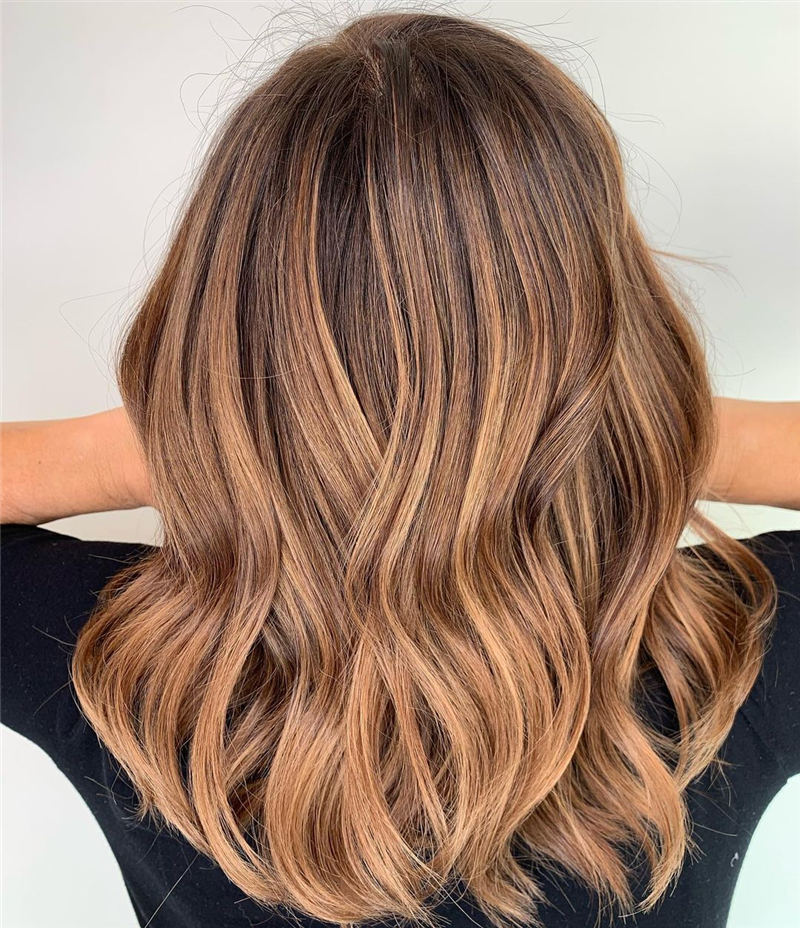 Ideas for Light Brown Hair You Need to See 19