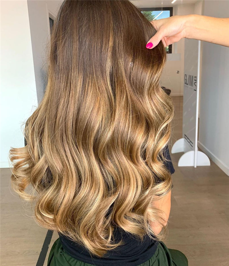 Ideas for Light Brown Hair You Need to See 20