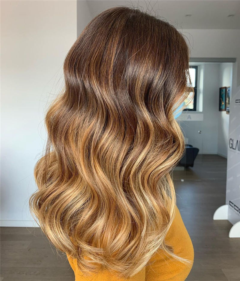 Ideas for Light Brown Hair You Need to See 21