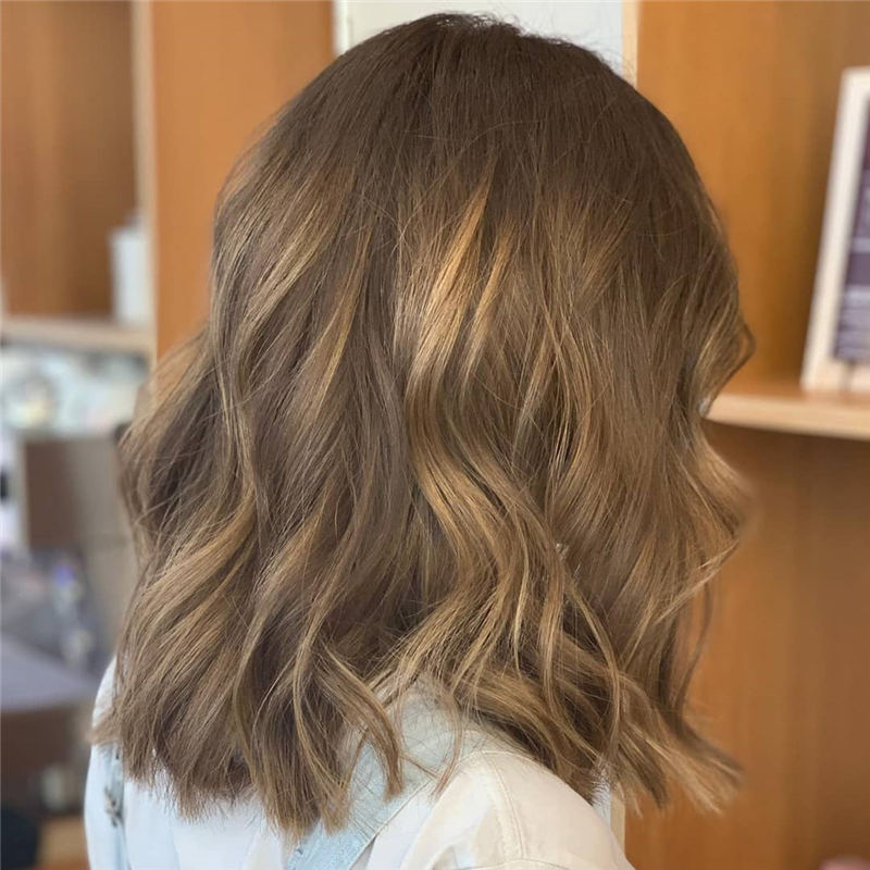 Ideas for Light Brown Hair You Need to See 23