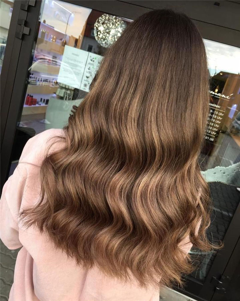 Ideas for Light Brown Hair You Need to See 24