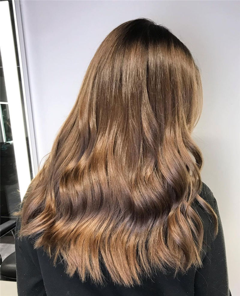Ideas for Light Brown Hair You Need to See 27
