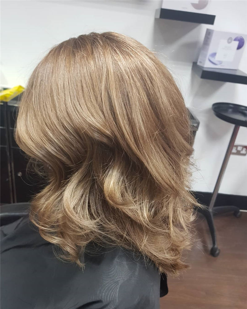 Ideas for Light Brown Hair You Need to See 31