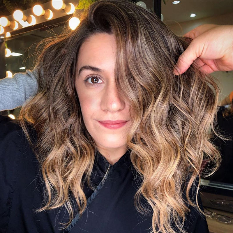 Ideas for Light Brown Hair You Need to See 34
