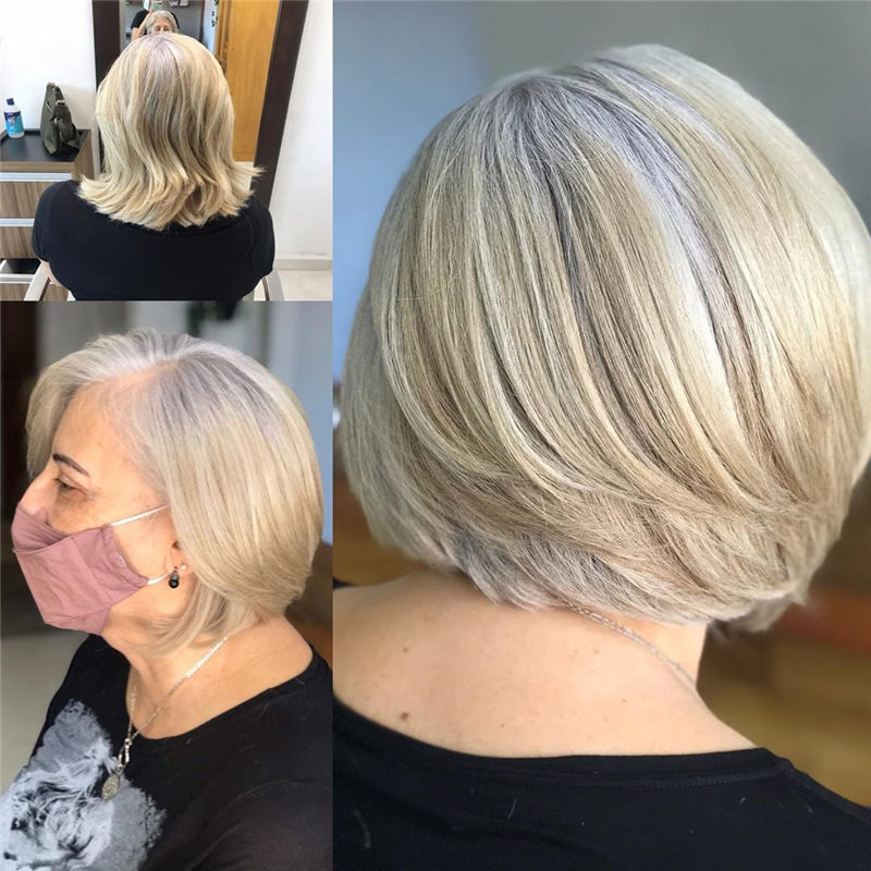 New Bob Haircut Ideas are Trending in 2021 02
