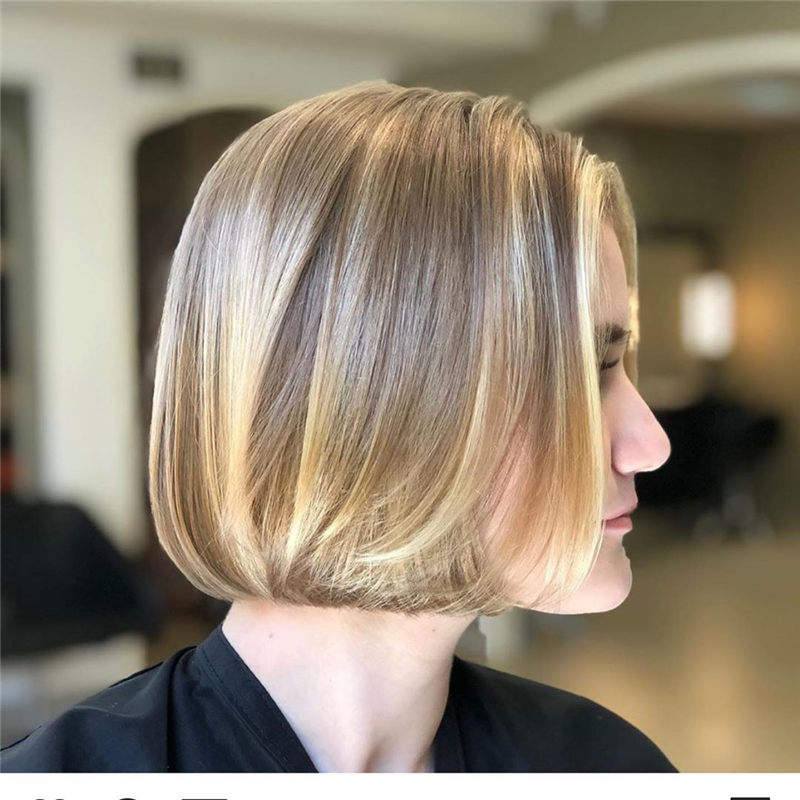 New Bob Haircut Ideas are Trending in 2021 03
