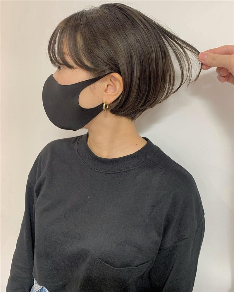 New Bob Haircut Ideas are Trending in 2021 08