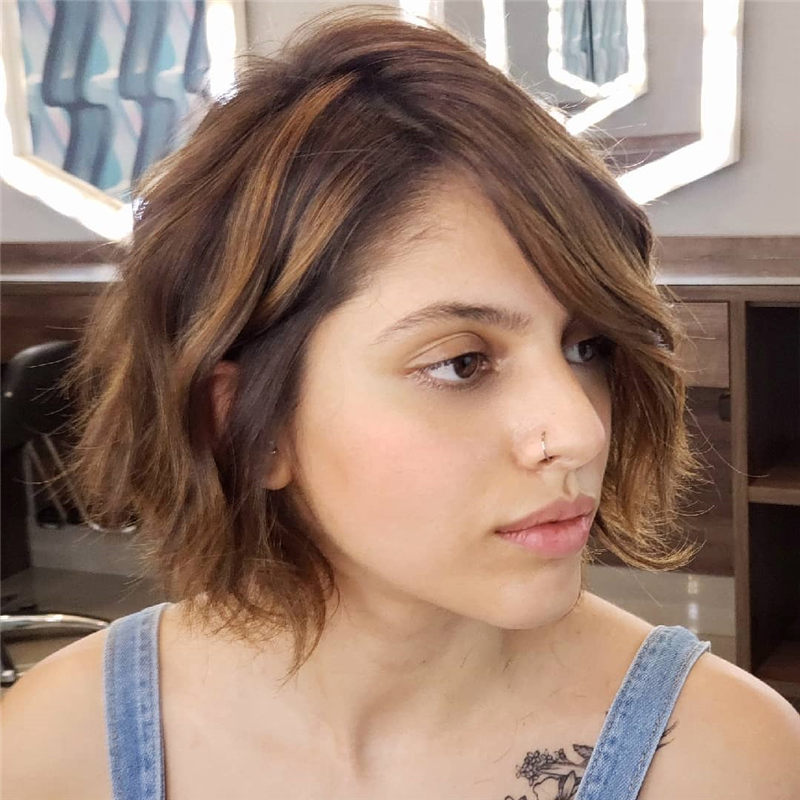 New Bob Haircut Ideas are Trending in 2021 18