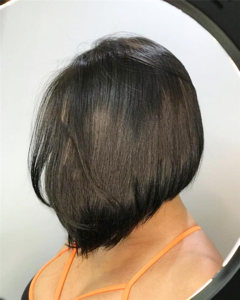 New Bob Haircut Ideas are Trending in 2021 20