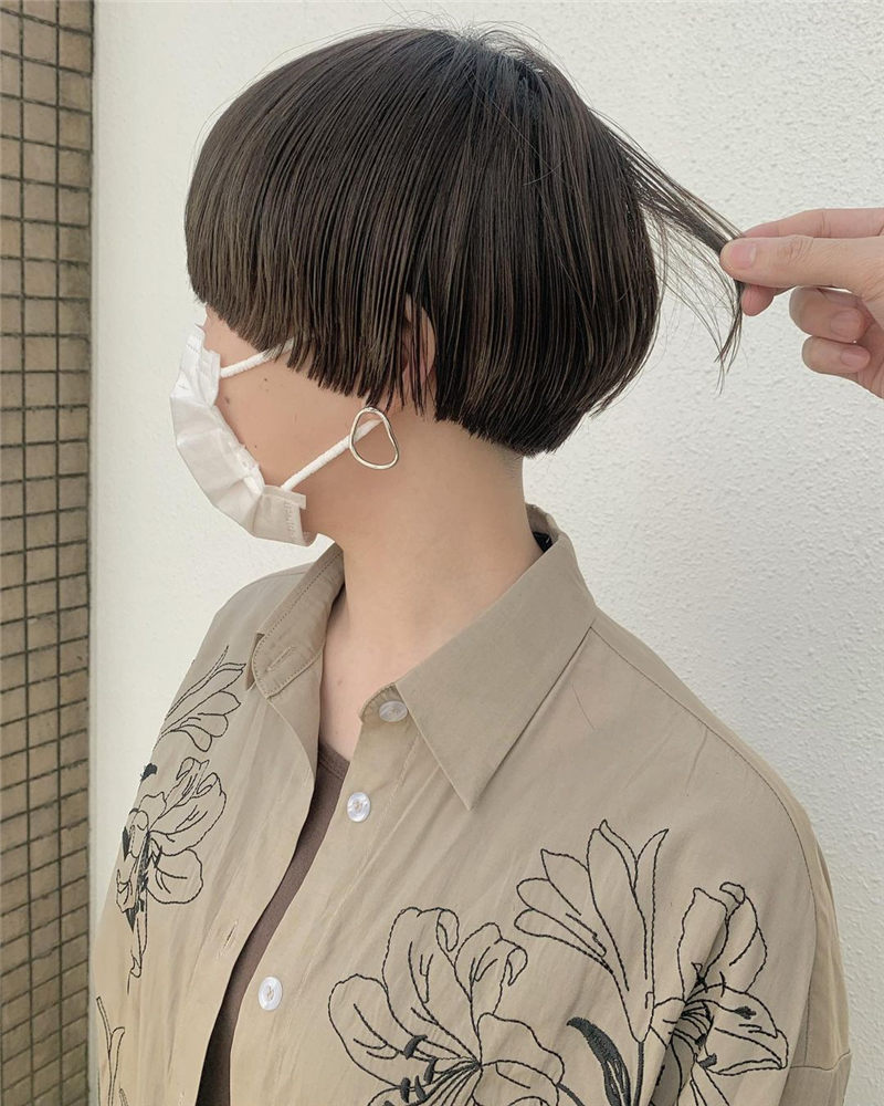 New Bob Haircut Ideas are Trending in 2021 21