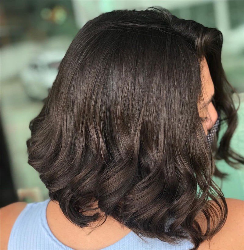 New Bob Haircut Ideas are Trending in 2021 28