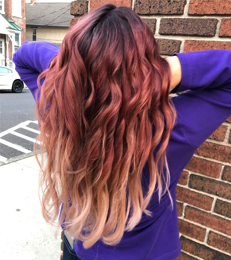 Top Fall Hair Colors You Need to Try Now 02
