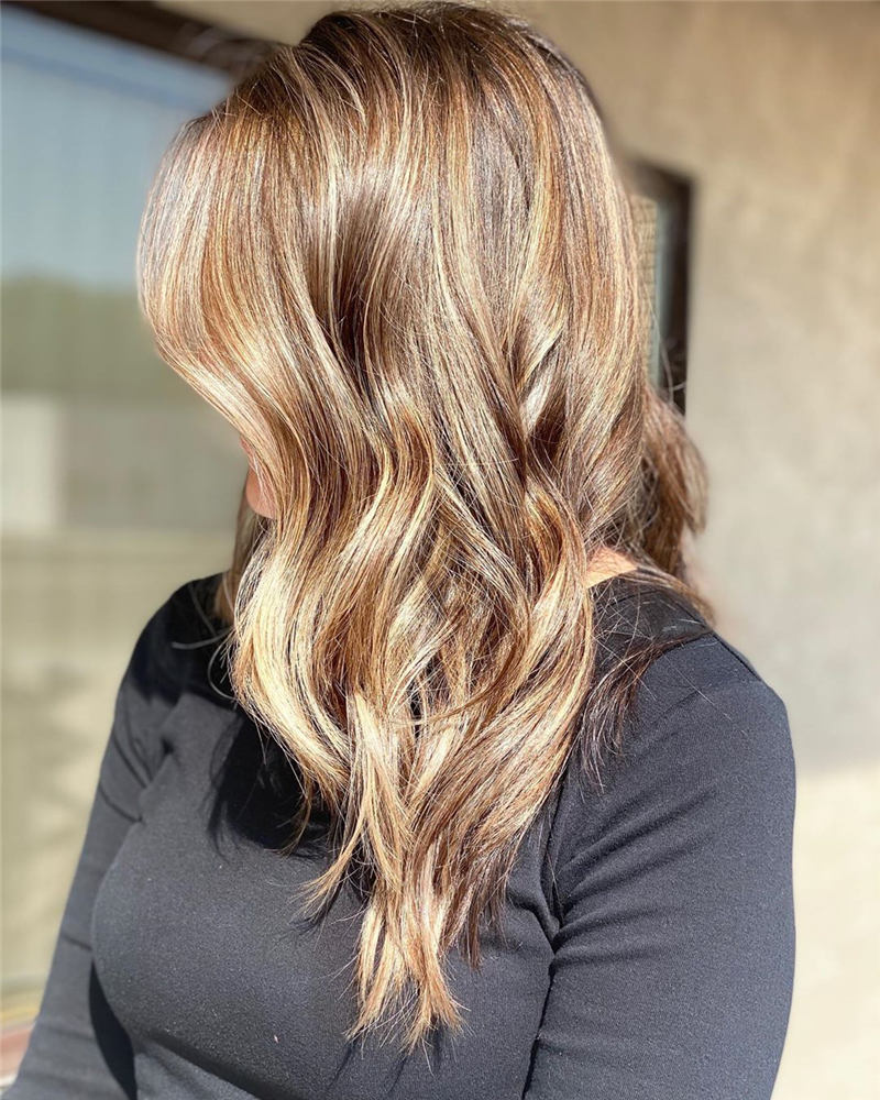 Top Fall Hair Colors You Need to Try Now 03