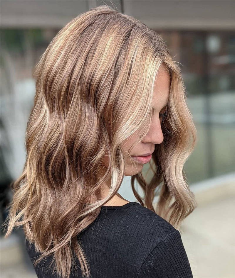 Top Fall Hair Colors You Need to Try Now 09