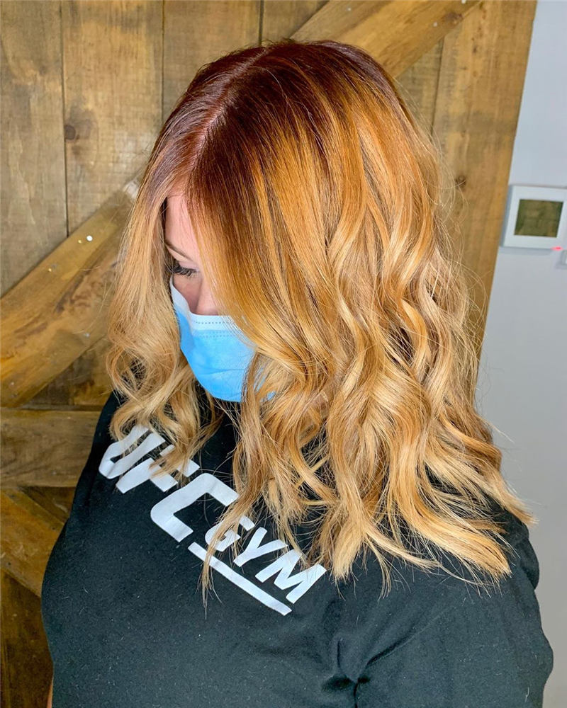 Top Fall Hair Colors You Need to Try Now 10
