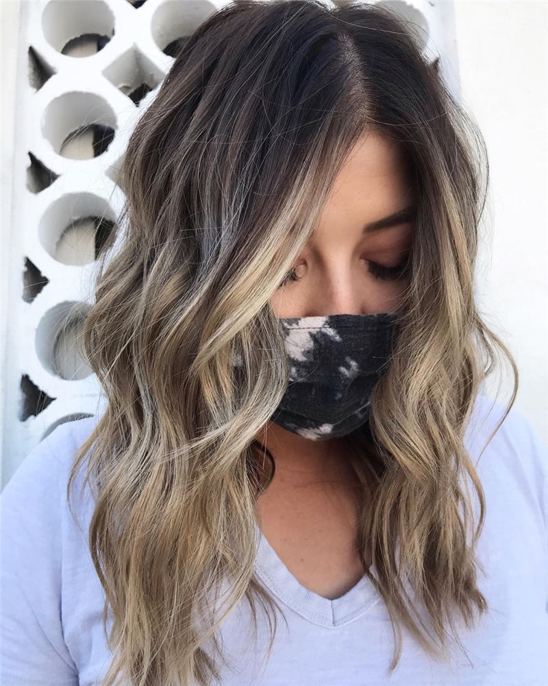 Top Fall Hair Colors You Need to Try Now 11