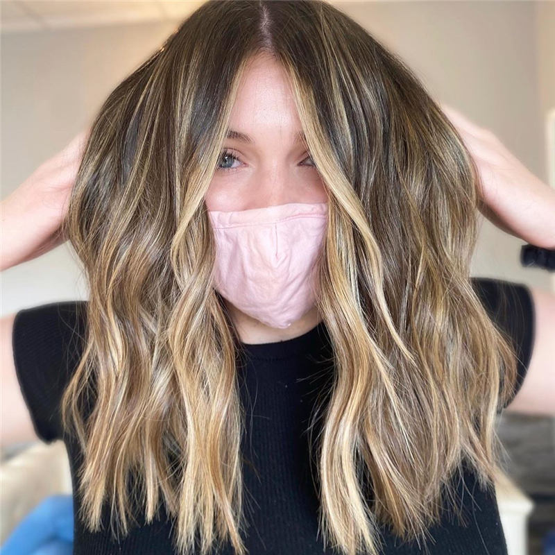 Top Fall Hair Colors You Need to Try Now 12