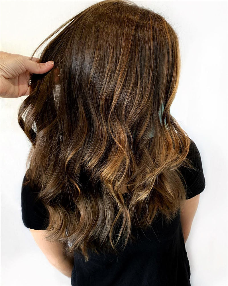 Top Fall Hair Colors You Need to Try Now 14