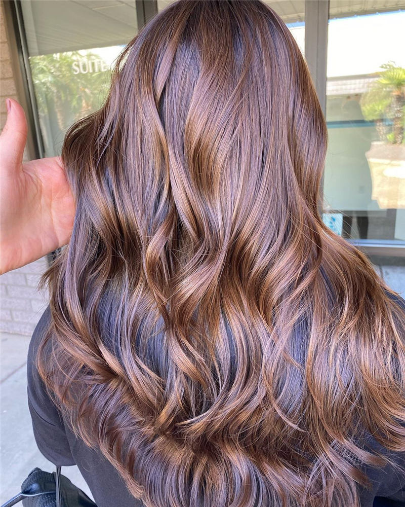 Top Fall Hair Colors You Need to Try Now 16
