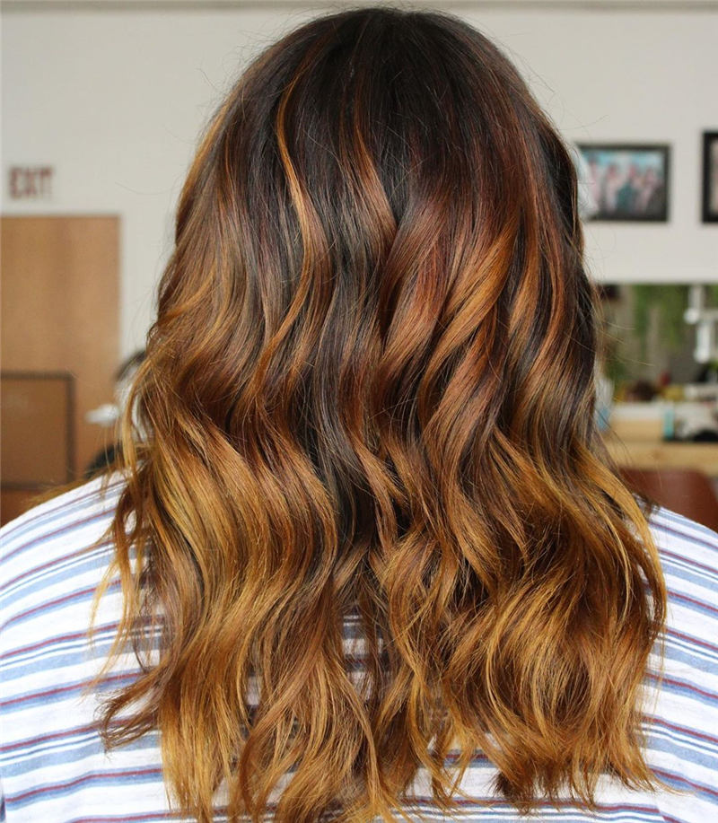 Top Fall Hair Colors You Need to Try Now 18