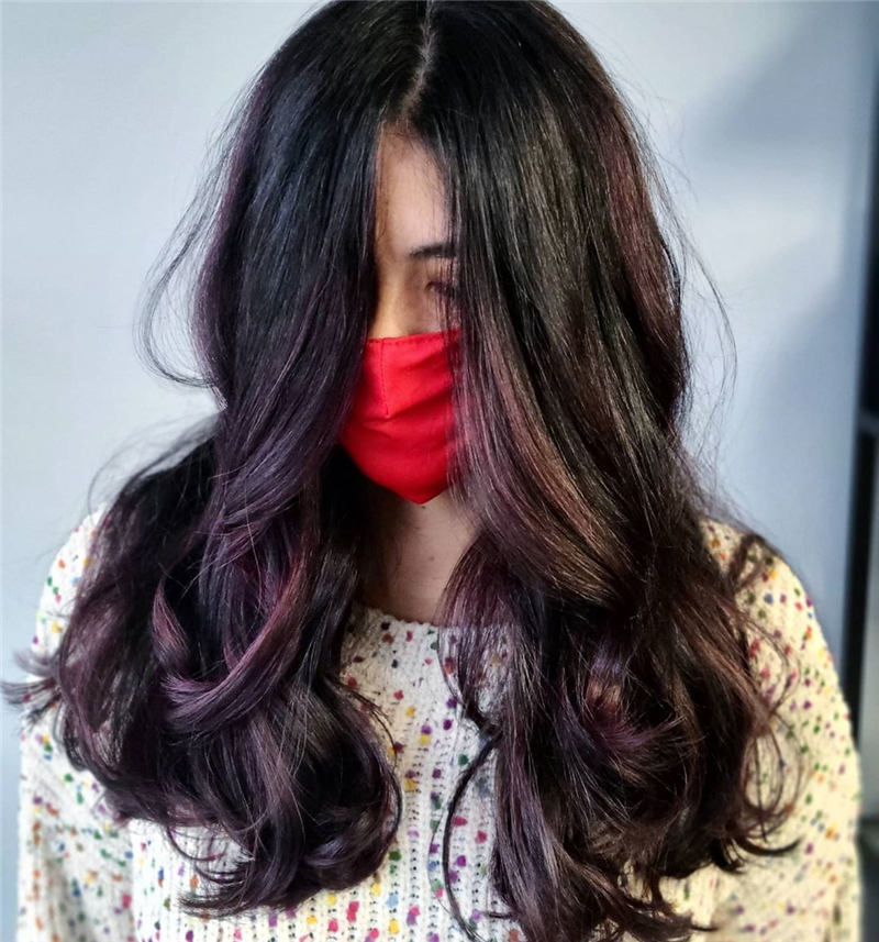 Top Fall Hair Colors You Need to Try Now 20