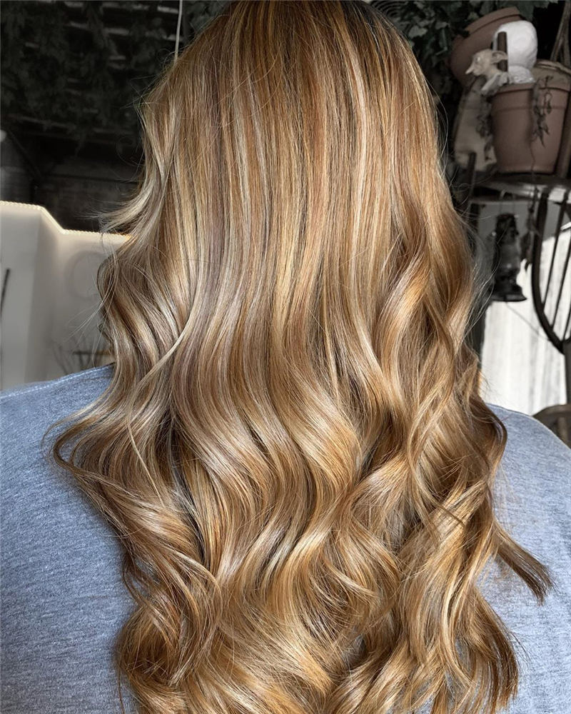 Top Fall Hair Colors You Need to Try Now 25