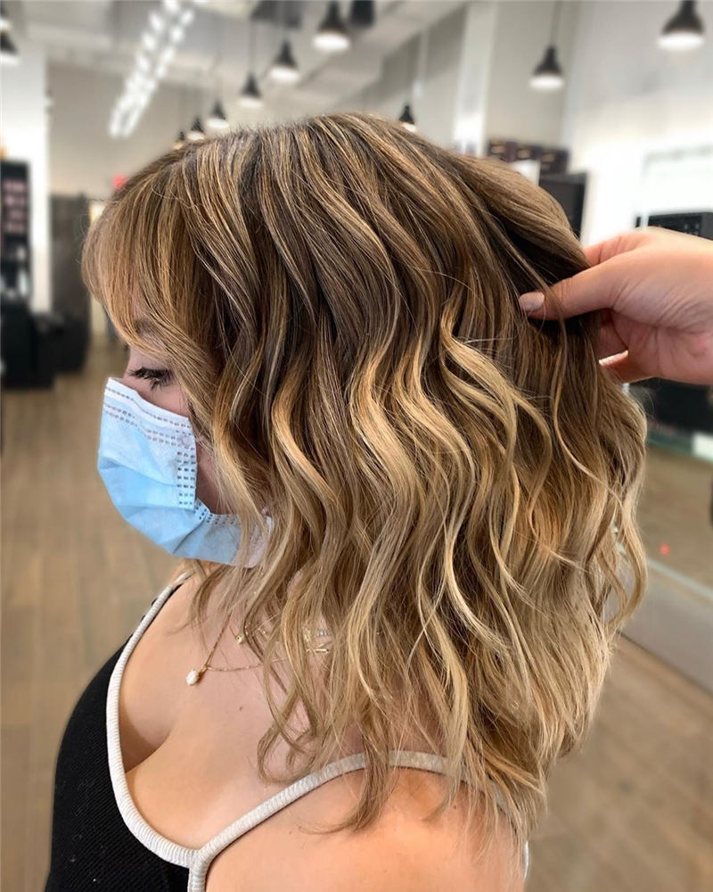 Top Fall Hair Colors You Need to Try Now 28