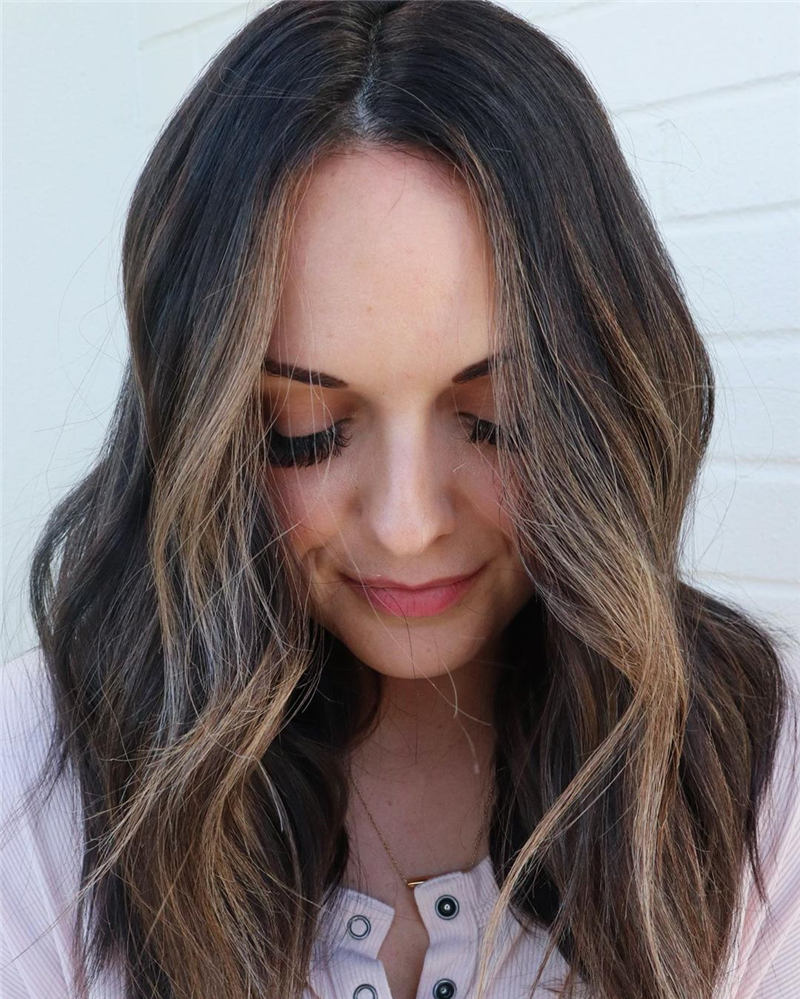Top Fall Hair Colors You Need to Try Now 31