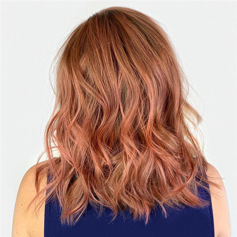 Top Fall Hair Colors You Need to Try Now 33