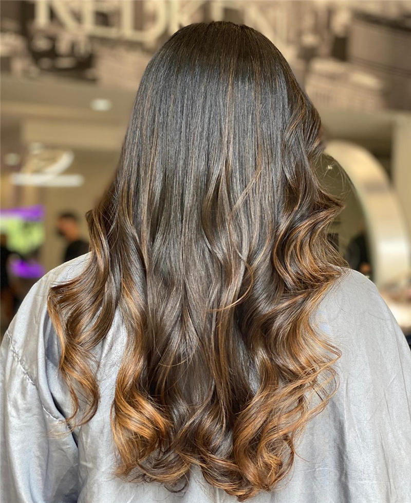 Top Fall Hair Colors You Need to Try Now 34