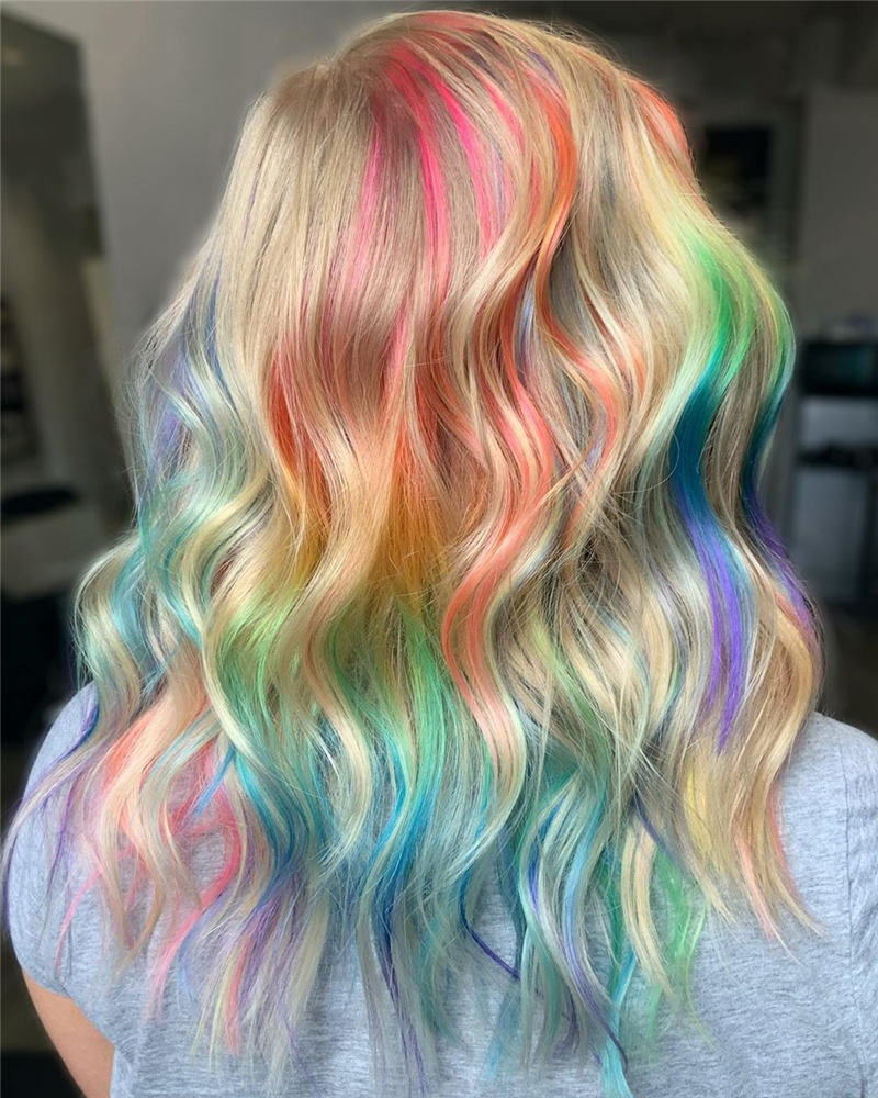 Top Fall Hair Colors You Need to Try Now 35