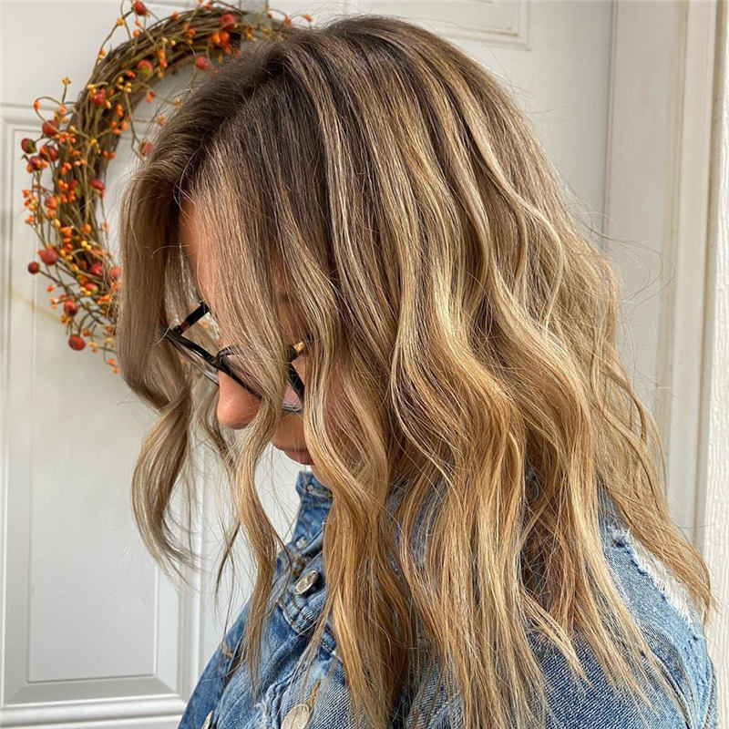 Top Fall Hair Colors You Need to Try Now 38