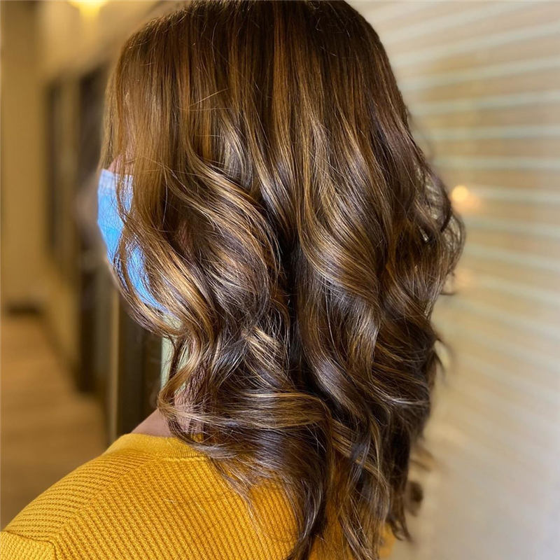 Top Fall Hair Colors You Need to Try Now 42