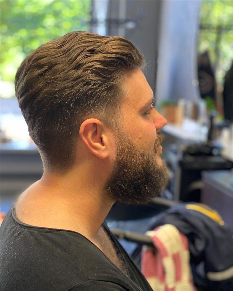 25 Trendy Short Haircut For Men With Highlight In 2021