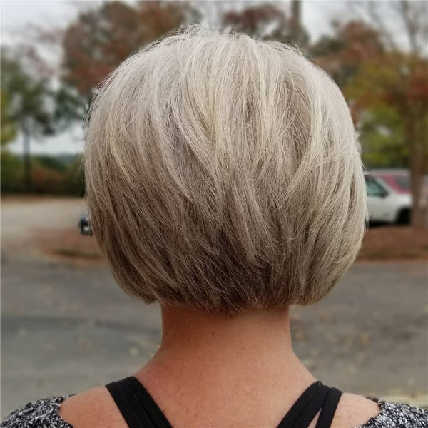 Amazing Layered Bob Hairstyles To Copy Asap 03