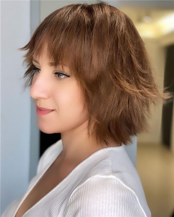Amazing Layered Bob Hairstyles To Copy Asap 04