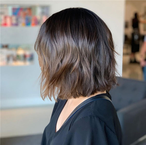 Amazing Layered Bob Hairstyles To Copy Asap 14