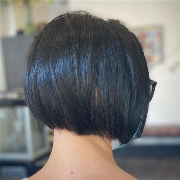 Amazing Layered Bob Hairstyles To Copy Asap 25