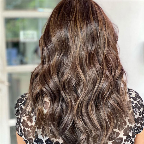 Beach Waves Hairstyle 1