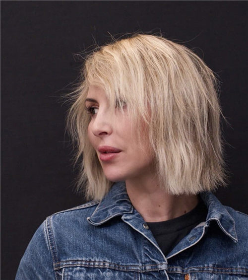 Best Blunt Bob Haircut Ideas You Can Try Now 06
