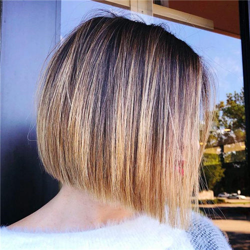 Best Blunt Bob Haircut Ideas You Can Try Now 10